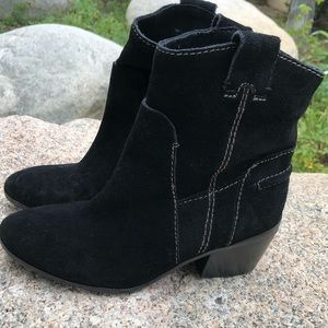 Size 5 1/2 Vince Camuto Black Boots
